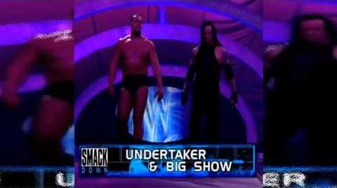 "WWE Undertaker & Big Show Theme ""Unholy Alliance"""