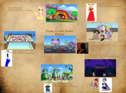 Familyland Map and Roles