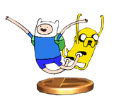 Finn & Jake Trophy