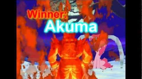 Super Smash Bros Ultimate - Akuma