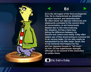 Ed Trophy