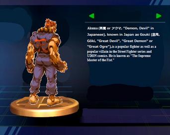 Akuma's Profile