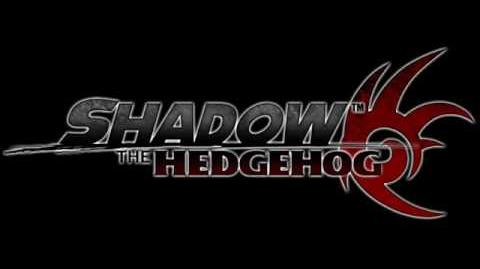 Shadow the Hedgehog - Round Clear