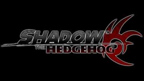 Shadow the Hedgehog - Round Clear