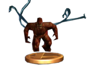 Symbiote Doc Ock Trophy