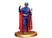 Cobra Commander Trophy