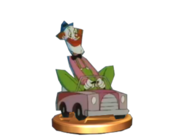 Wakko Clown Trophy2