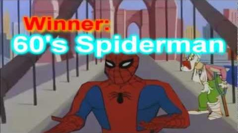 Super Smash Bros Lawl Ultimate - 60's Spiderman