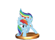Rainbow Dash Trophy