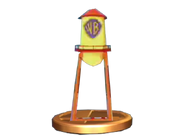 Warner Bros Tower Trophy