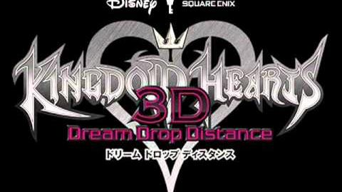 Kingdom Hearts 3D Dream Drop Distance OST Prankster's Party (Extended)