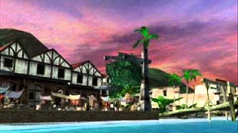 Pirates online Old Port Royal theme