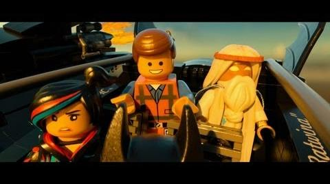 Lord Law/The Lego Movie - Teaser Trailer