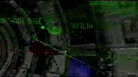 Layer Section II intro video - Sega Saturn