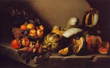 600px-Still life - Caravaggio