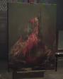 Canvas-gaping-flesh