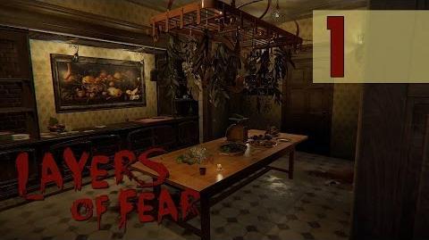 Layers of Fear 1 Early Access Walkthrough HD