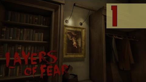 Layers of Fear - Prologue Walkthrough PC No Commentary