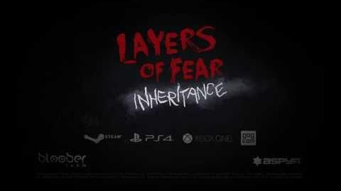 Layers of Fear Inheritance - DLC Announcement Trailer RTX 2016