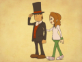 120px-Young Layton and Claire-1-