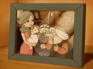 185px-Professor Layton Curious Village - Flora with Family