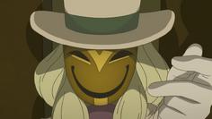 Maskierter Gentleman