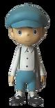 Luke Furu-Furu Figur
