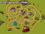 Le village mystérieux
