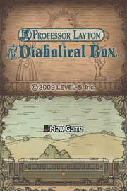 Prof diabolical box frontscreen
