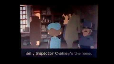 Professor Layton and Pandora's Box the Diabolical Box - Cutscene 4 (UK Version)