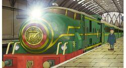 Molentary Express