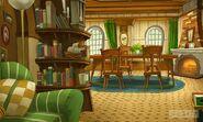 Layton home lounge