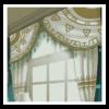 Nr.4 antike Vorhänge