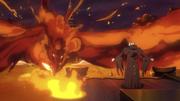 Der Schöpfer und der Feuerdrache