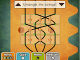 Professor Layton and the Miracle Mask/List of puzzles