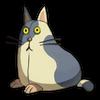 Nr.10 großes Katzenkissen