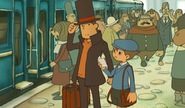Layton2 Artwork