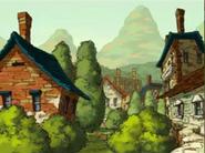 Misthallery houses