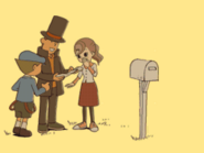 PLCV - Credits - Layton, Luke, and Flora