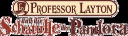 Professor Layton und die Schatulle der Pandora Logo