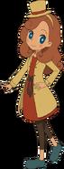 Katrielle LMDA Character Artwork