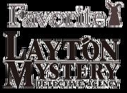 Logo Favorite Layton Modekollektion
