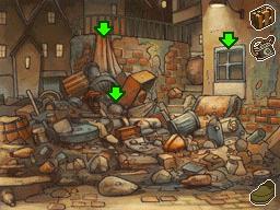 Müllhaufen Münzen