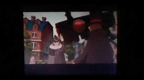 Professor Layton and the Spectre's Call the Last Specter - Cutscene 29 (UK Version)