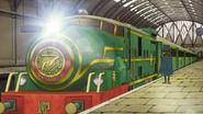 Molentary Express Bahnhof