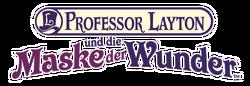 Maske der Wunder Logo