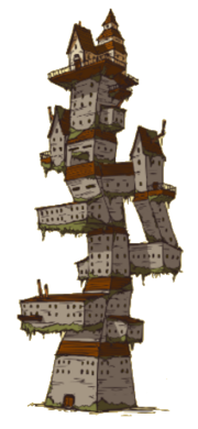 Saint Mystere Turm