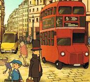 Layton 2 Artwork London