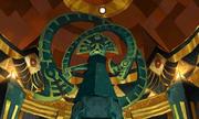 Säule im Obsidianturm