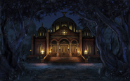 Gericht von Labyrinthia Nacht